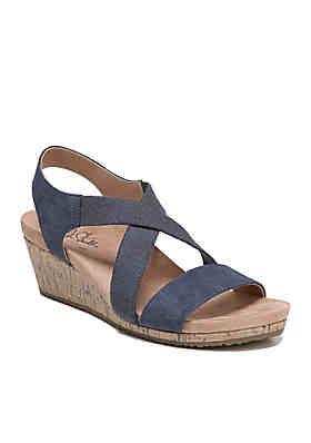 70d702bb7113 LifeStride Mexico Wedge Sandals ...