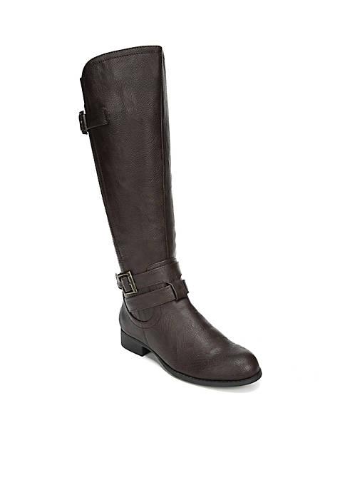 Francesca Wide Calf Boot