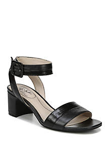 LifeStride Carnival Low Heel Sandals