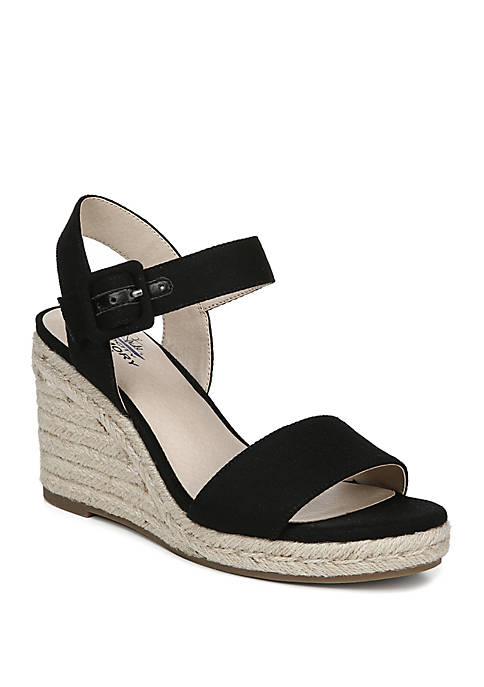 Tango Wedge Sandals