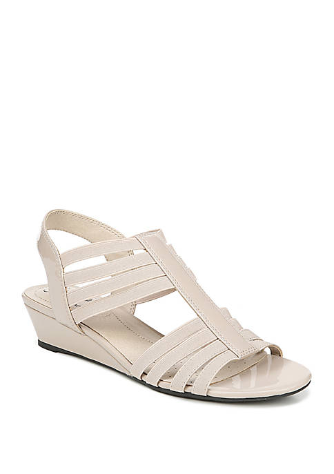 Yours Wedge Sandals