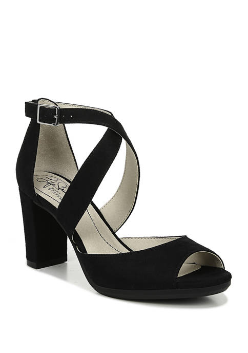 LifeStride Allison Strappy Heels