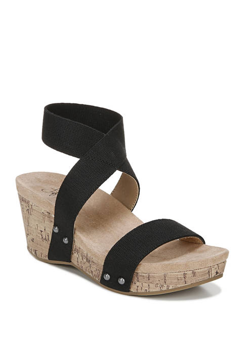 LifeStride Del Mar Strappy Sandals
