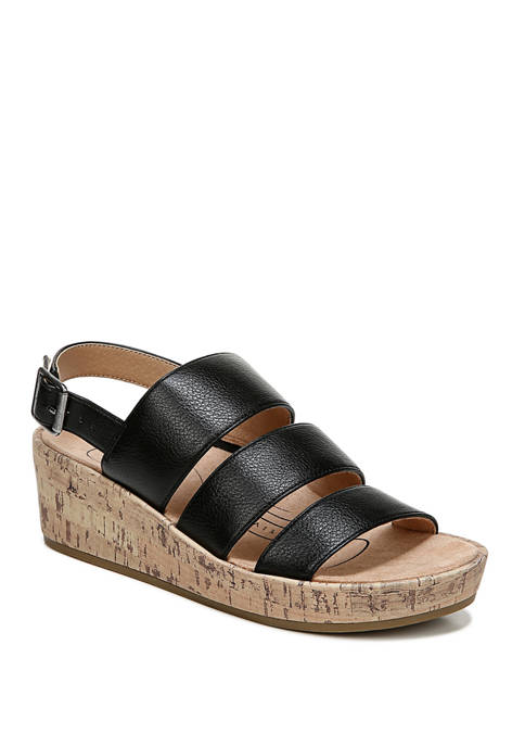 LifeStride Wynonna Strappy Sandals