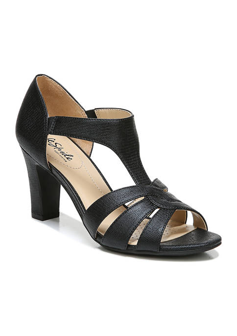 LifeStride Caramel City Sandals
