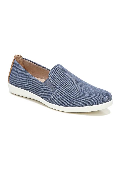 Next Level Slip-On Dark Denim Loafers