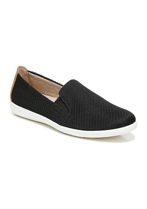 LifeStride Next Level Slip-On Black/Black Shoes