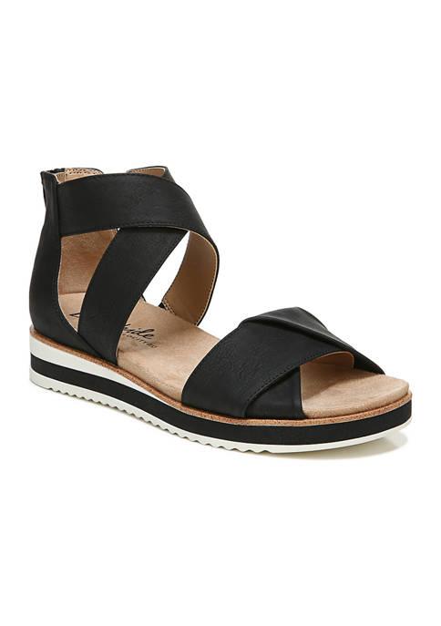 LifeStride Zoom Strappy Sandals