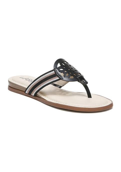 LifeStride Raegan Thong Sandals