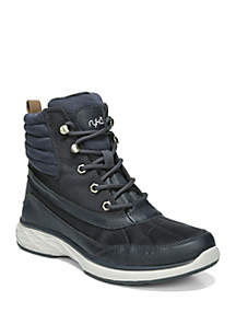 Leanna Sneaker Boot - Wide Widths Available
