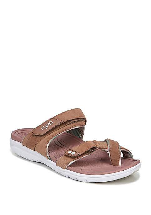 Ryka Skye Sport Slide Sandals