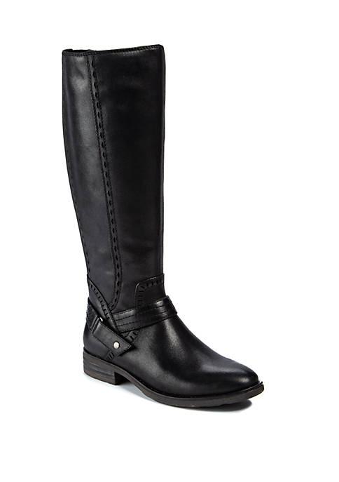 Abram Wide Calf Boots
