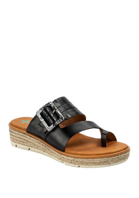 BareTraps Baize Sandals