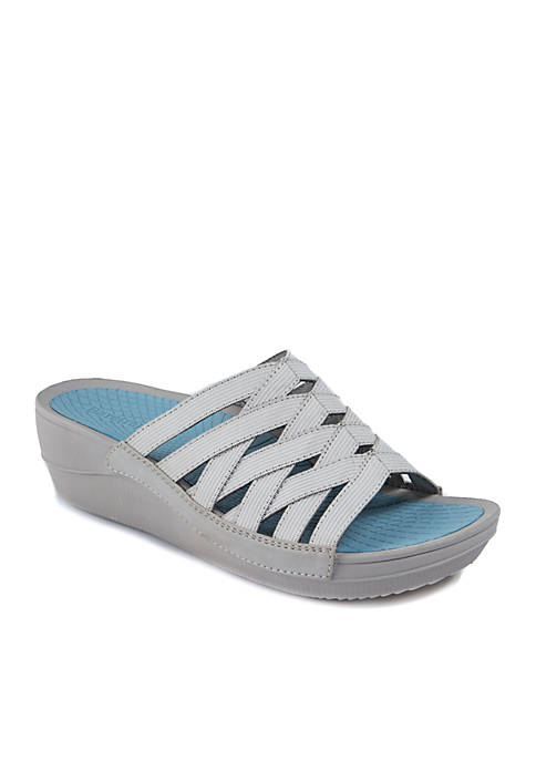 BareTraps Beverly Grey Sandal