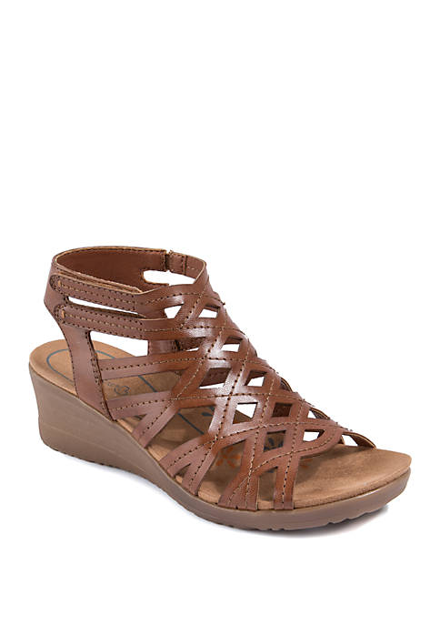 BareTraps Trella Wedge Sandals