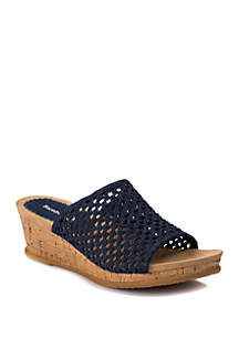 8a64b1d19821 BareTraps Mairi Wedge Sandals · BareTraps Flossey Wedge Sandals