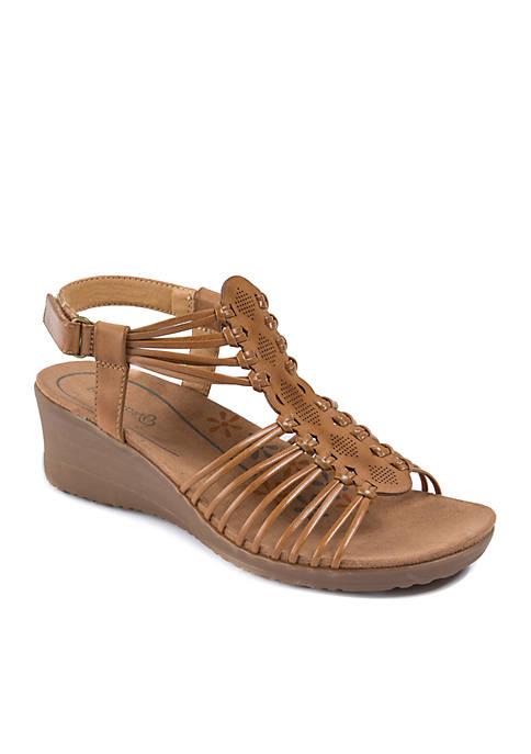 BareTraps Trudy Wedge Sandal