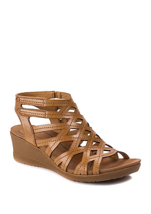 BareTraps Trella Wedge Sandal
