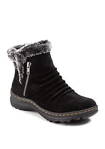 Acelyn Black Boot