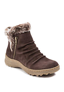 Acelyn Brown Boot