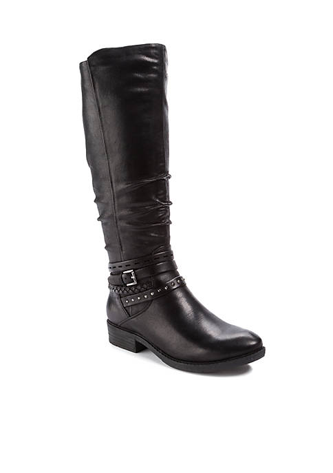 BareTraps Yesha Tall Riding Boot Wide Calf