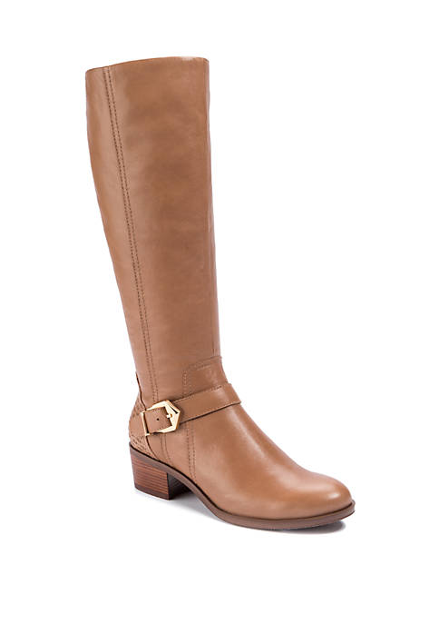 BareTraps Solebound Ingrid Tall Leather Boot