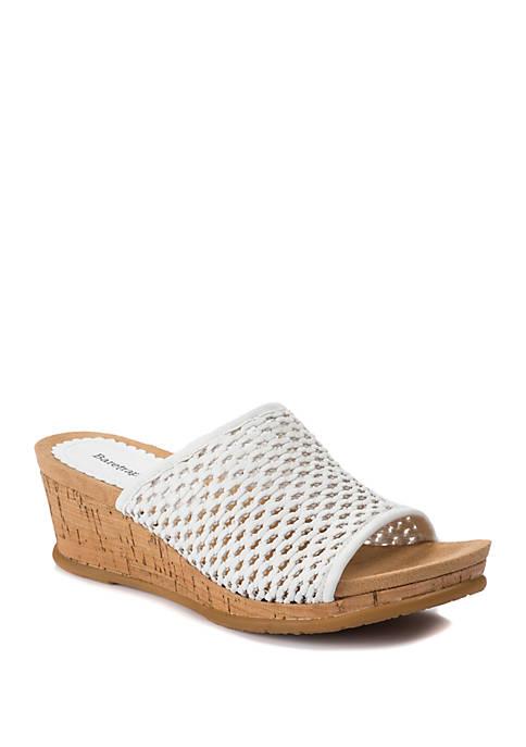 BareTraps Flossey Wedge Sandal