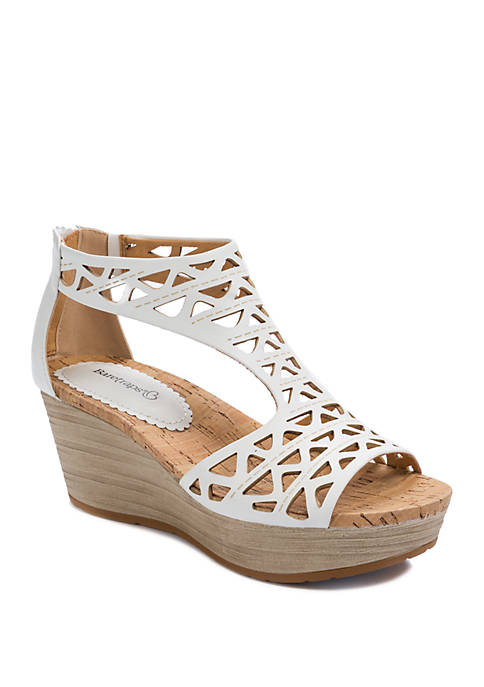 BareTraps Miriam Wedge Sandals