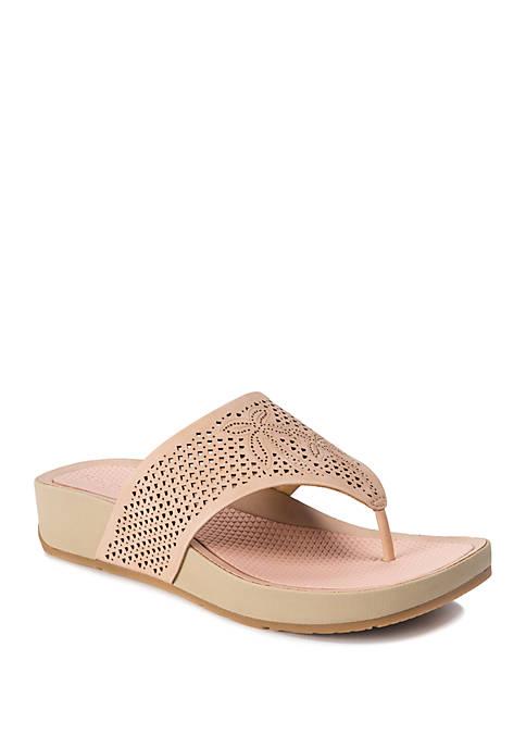 BareTraps Lady Thong Sandals