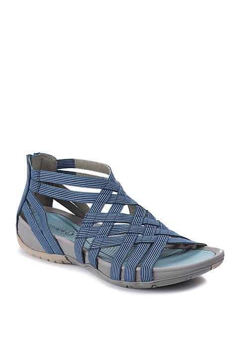 Seela Caged Sandals
