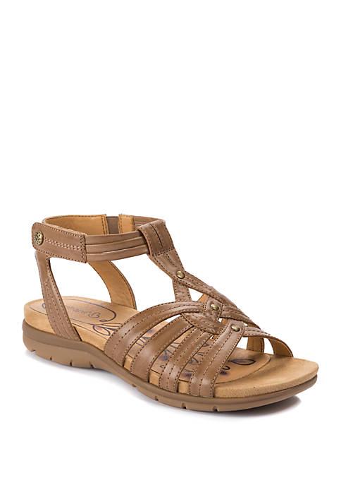 Kylie Strappy Sandals