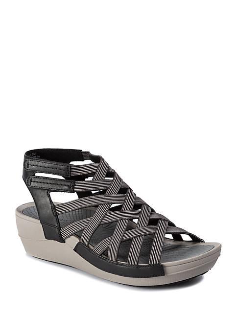 BareTraps Brella Sporty Gladiator Sandals
