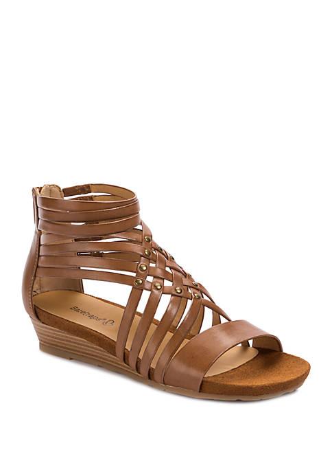 BareTraps Corra Strappy Sandals