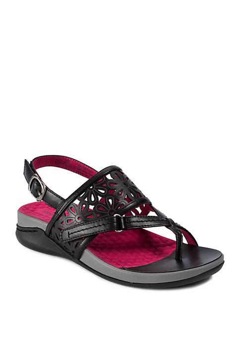 Nika Toe Ring Sandals