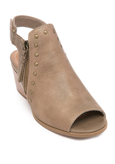 BareTraps Ivella Open Toe Booties