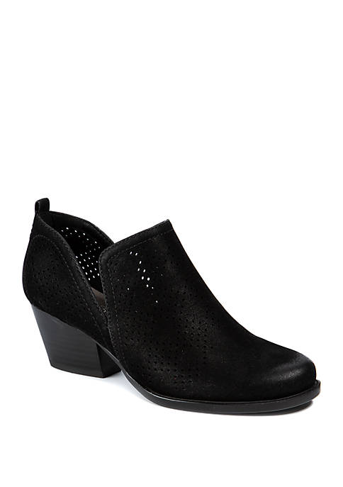 BareTraps Reta Perforated Fashion Booties