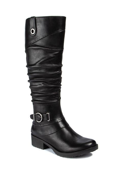 BareTraps Onika Wide Calf Tall Shaft Boots