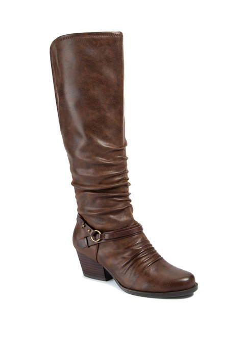 BareTraps Rinny Classic Tall Boots- Wide Shaft