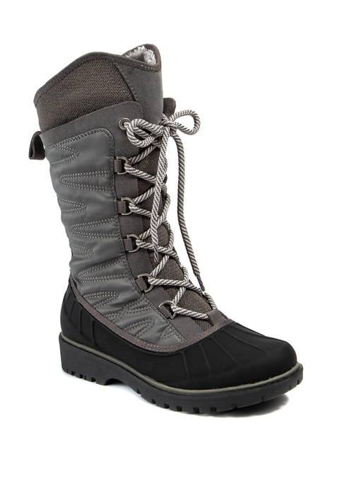 BareTraps Sybil Boots