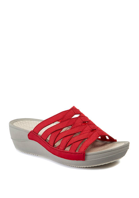 BareTraps Beverly Wedge Sandals