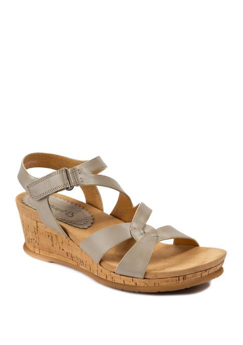 BareTraps Freesia Wedge Sandals
