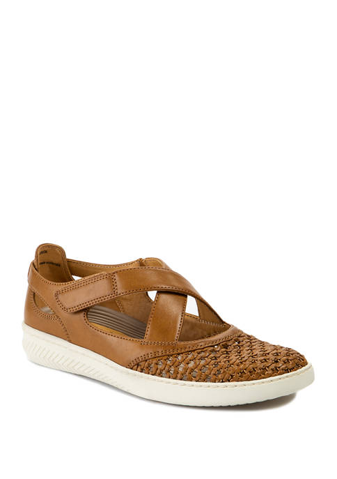 BareTraps Yesica Woven Mary Janes