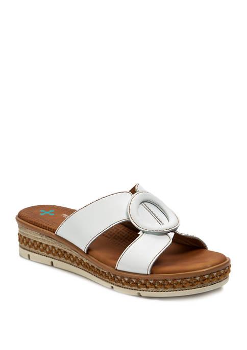 BareTraps Bliss Wedge Sandals