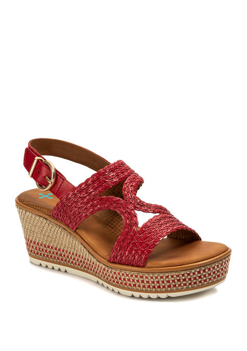 BareTraps Elsa Wedge Sandals