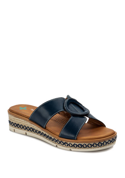 BareTraps Bliss Wedge Sandals
