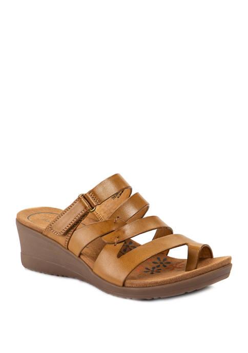 BareTraps Theanna Sandals