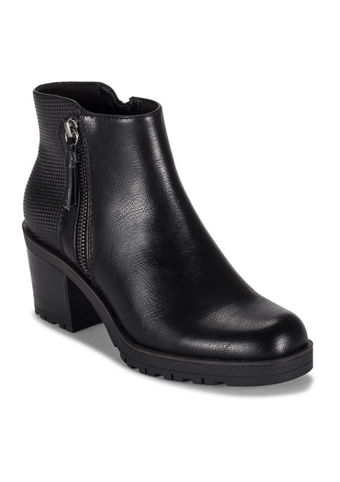 BareTraps Tailyn Lug Sole Booties