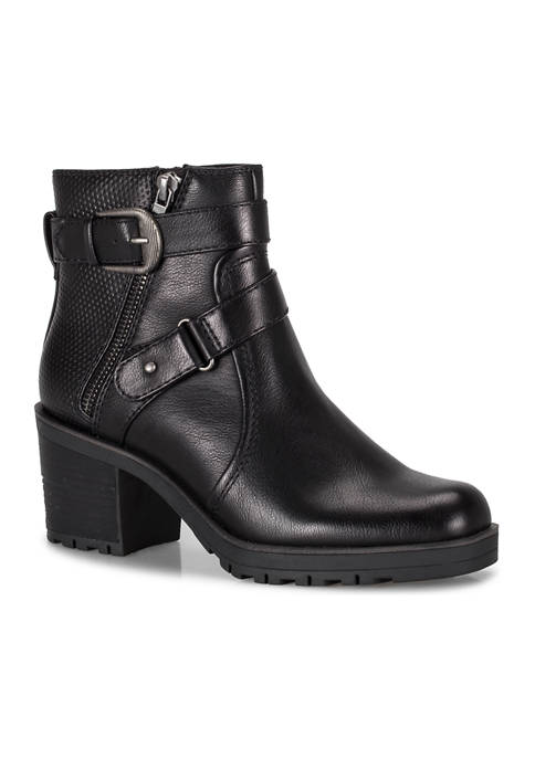 BareTraps Towanda Lug Sole Booties