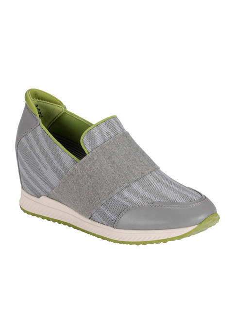 BareTraps Jamese Casual Wedge Sneakers