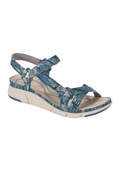 BareTraps Nikole Wedge Sandals
